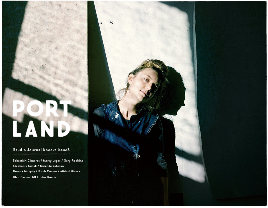 Visual of issue3 Portland