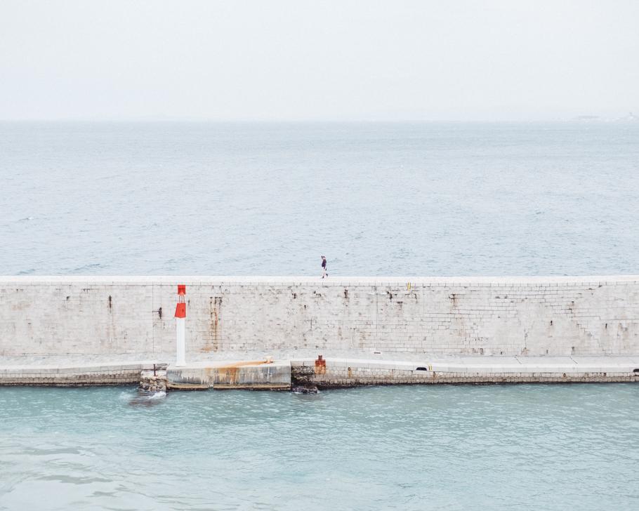 Ferry to Corsica