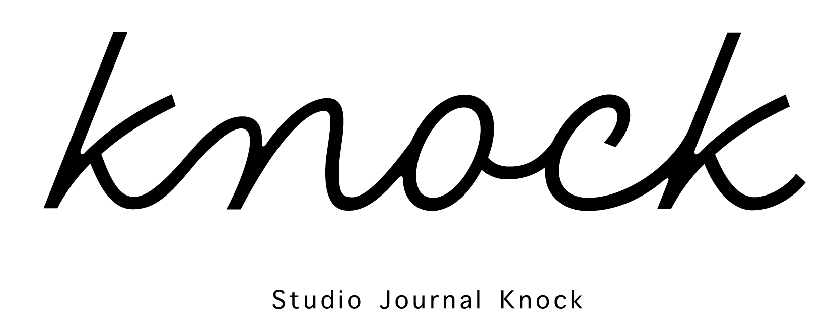 Studio Journal knock